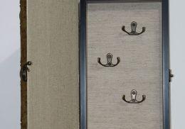 Ключница в багетной раме (из. 2)