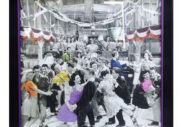Постер Танцы - 1000 руб.
