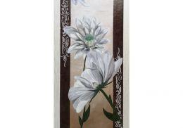 Постер Белые цветы - 325руб.