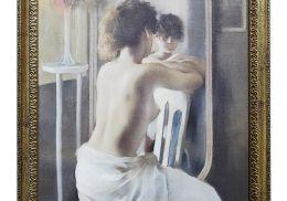 Постер Девушка в зеркале 2 - 1670руб.
