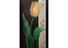 Постер Желтый тюльпан - 325руб.