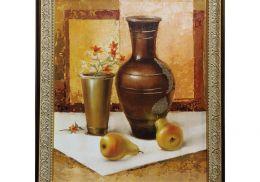 Постер Натюрморт с грушами - 2250руб.