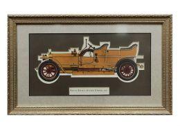 Постер Rolls-Royce - 1900руб.